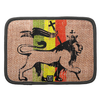 León del rey del reggae planificador