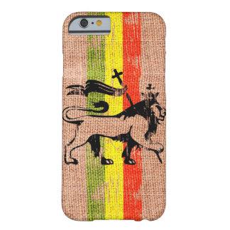 León del rey funda de iPhone 6 barely there