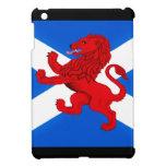 León desenfrenado de Escocia, bandera de Saint And