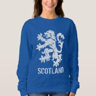 León desenfrenado escocés apenado de la mirada playeras