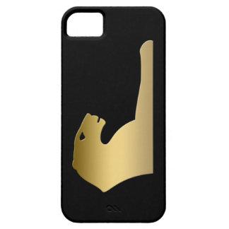 León egipcio antiguo - diosa Sekhmet iPhone 5 Protector
