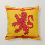 León escocés almohadas