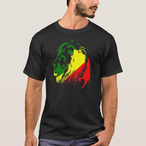 LEÓN ESTILO Jamaican Playera