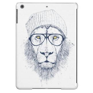 León fresco (blanco) funda para iPad air