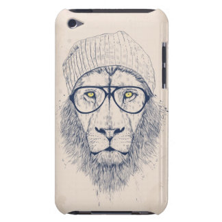 León fresco Case-Mate iPod touch cobertura