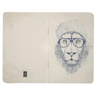 León fresco cuadernos