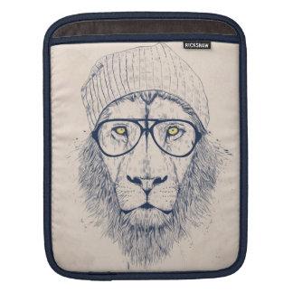 León fresco manga de iPad