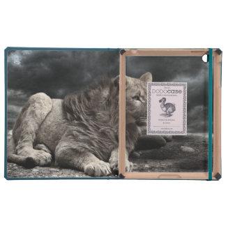 León iPad Carcasa
