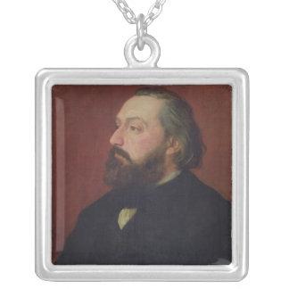 Leon Gambetta  1875 Pendant