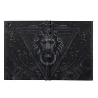 león gótico oscuro