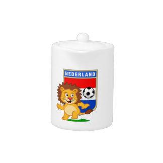 León holandés del fútbol