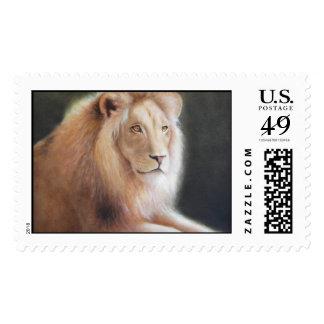 León, libro de 39 sellos del centavo