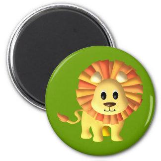 León lindo de Lil Imán Redondo 5 Cm