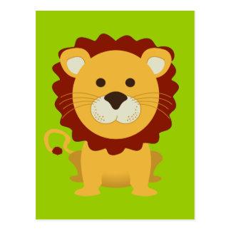 León lindo tarjetas postales
