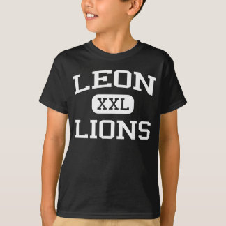 Leon - Lions - High School - Tallahassee Florida T-Shirt