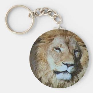 León Llavero Personalizado