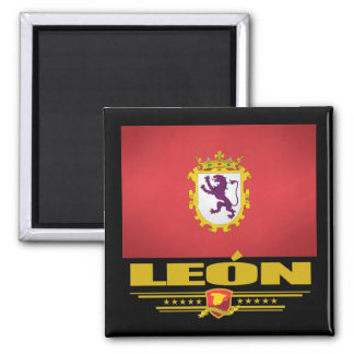Leon Refrigerator Magnet