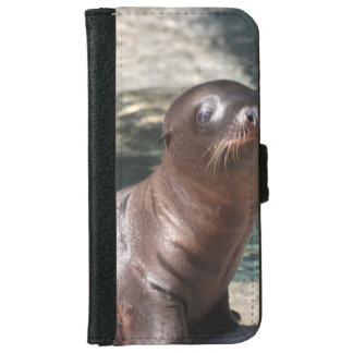 León marino carcasa de iPhone 6