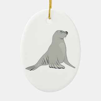 León marino gris/gris