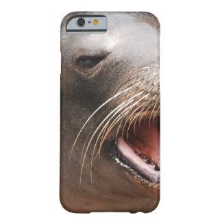 León marino lindo funda para iPhone 6 barely there