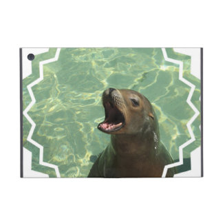 León marino lindo iPad mini funda