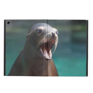 León marino ruidoso