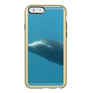 León marino subacuático funda para iPhone 6 plus incipio feather shine