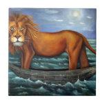 León marino tejas