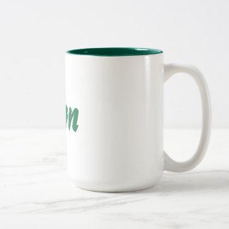 Leon Two-Tone Coffee Mug
