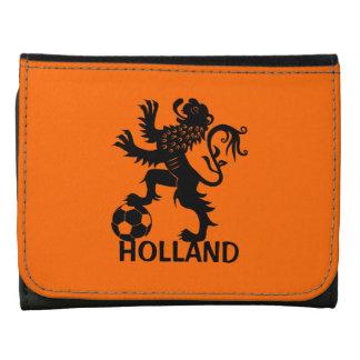 León negro de Holanda - león holandés del fútbol