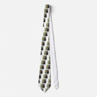 León orgulloso corbata personalizada