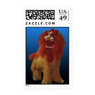 León oriental sellos
