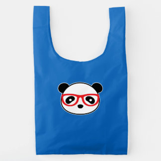 Leon Panda Panda Fit in Your Pocket Shopping Tote