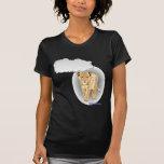 León que habla Cub Camisetas
