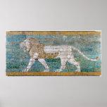 León que representa Ishtar Poster