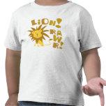 León Rawr Camiseta