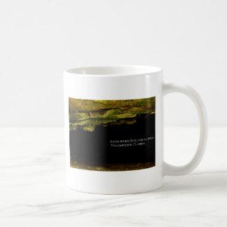 Leon Sinks Geological Area Coffee Mug