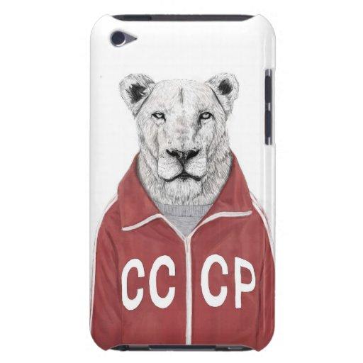 León soviético Case-Mate iPod touch cobertura