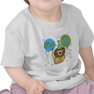 León soy camisetas y regalos de 1 primeras cumplea