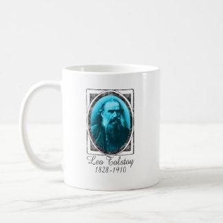 León Tolstói Taza Clásica