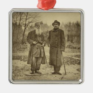León Tolstói y la máxima Gorki del autor Ornamentos De Reyes Magos