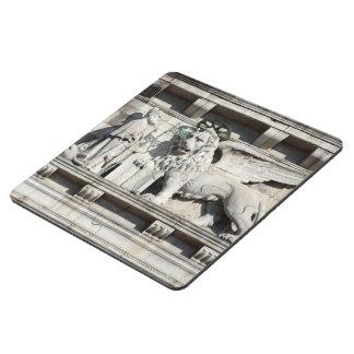 León veneciano posavasos de puzzle
