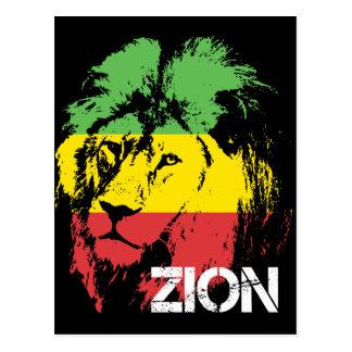 León Zion Postal