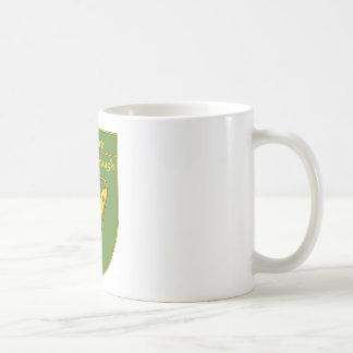 Leonard 1798 Flag Shield Coffee Mug