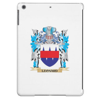 Leonard Coat of Arms - Family Crest Case For iPad Air