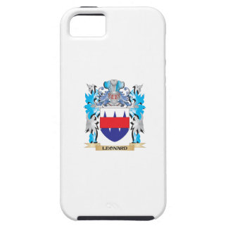 Leonard Coat of Arms - Family Crest iPhone 5/5S Cover