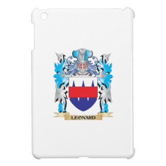 Leonard Coat of Arms - Family Crest Cover For The iPad Mini