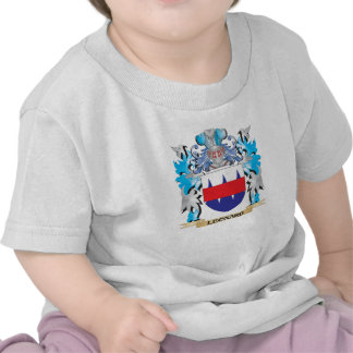 Leonard Coat of Arms - Family Crest Tshirts