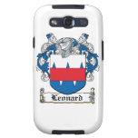 Leonard Family Crest Galaxy S3 Case