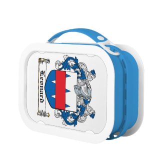Leonard Family Crest Yubo Lunch Boxes